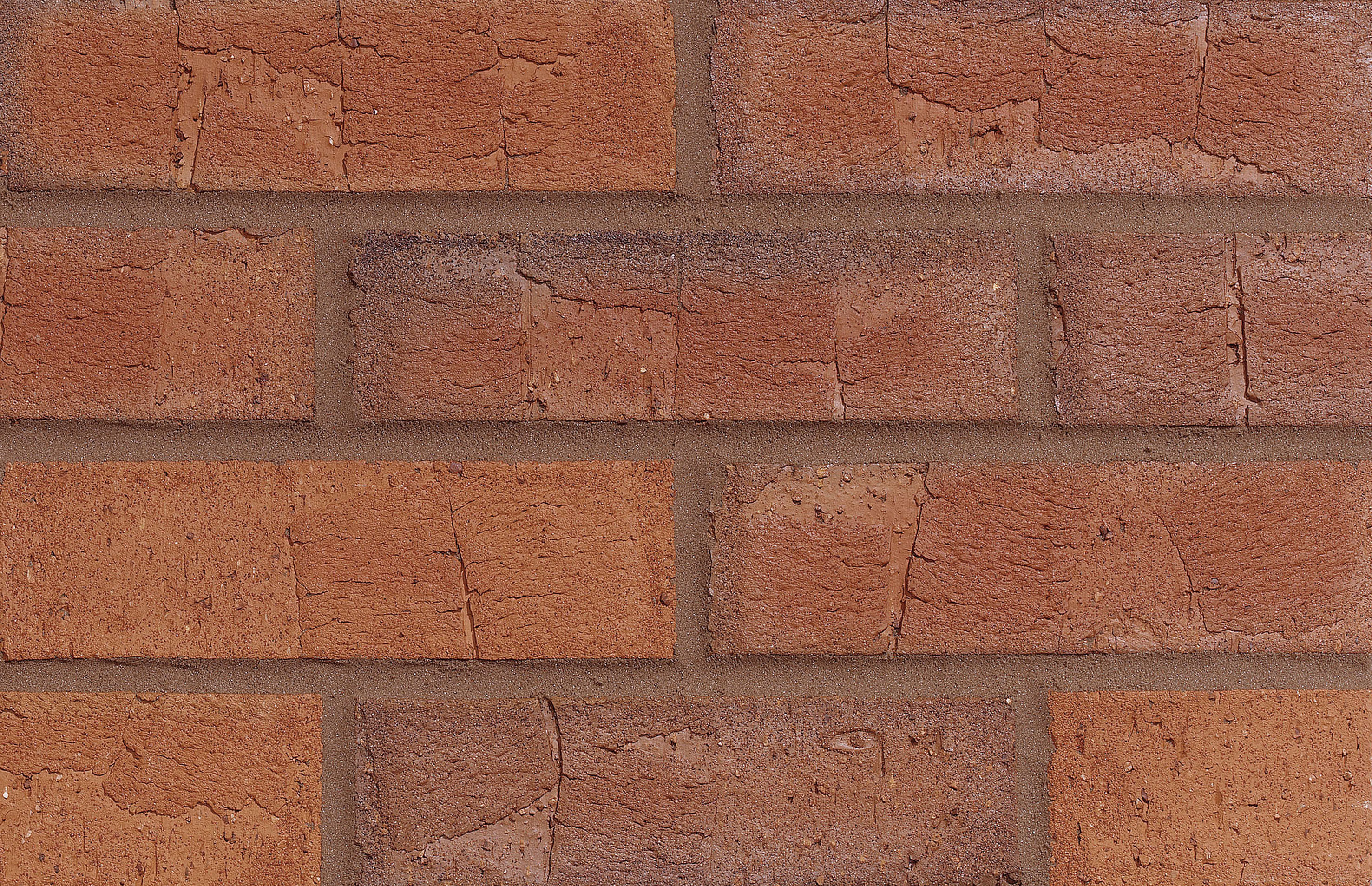 65mm Abbey Red Multi Brick