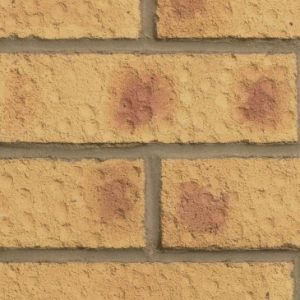 65mm LBC Saxon Gold London Brick